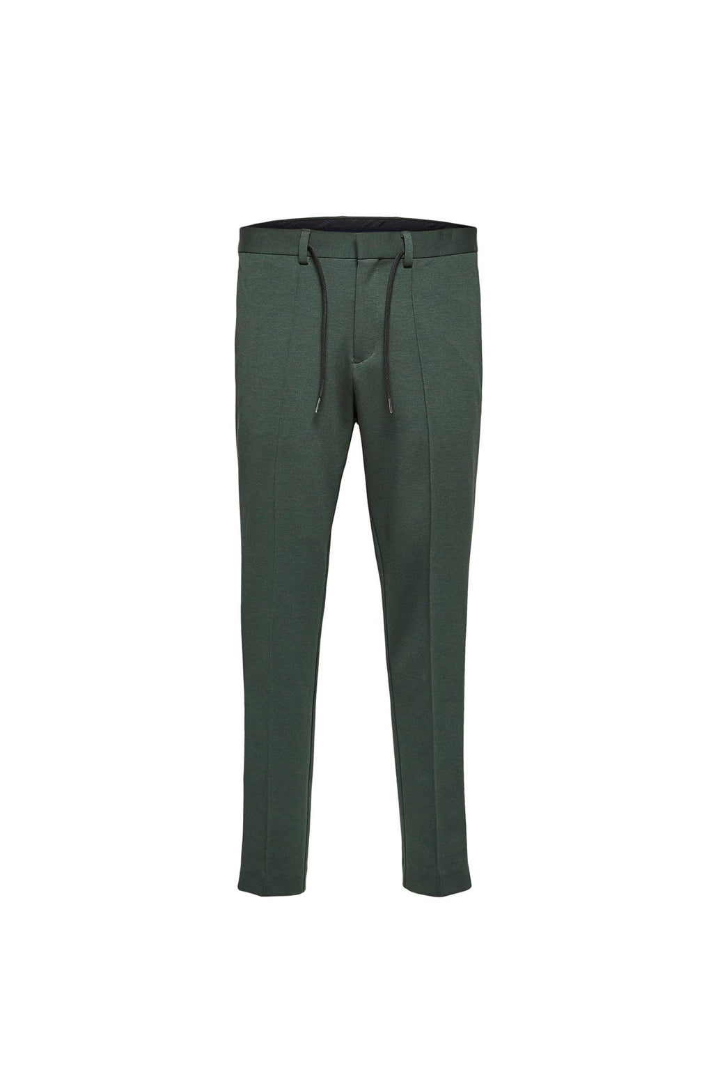 Gair Two Tone Pants - Deep Forest