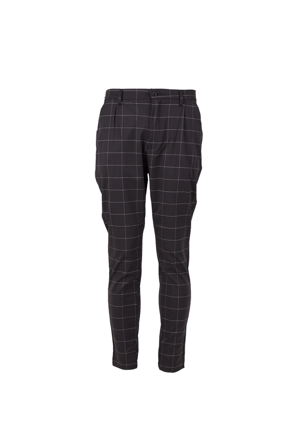 Klaus - Window Pants - Black