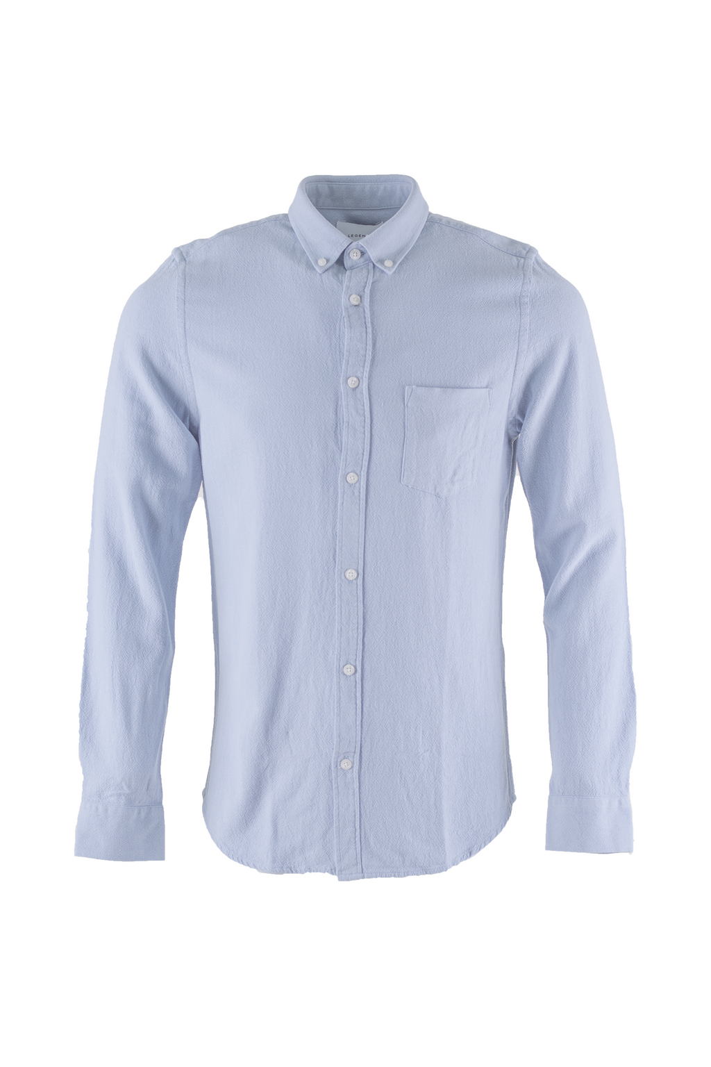 Lagos Shirt - Light Blue