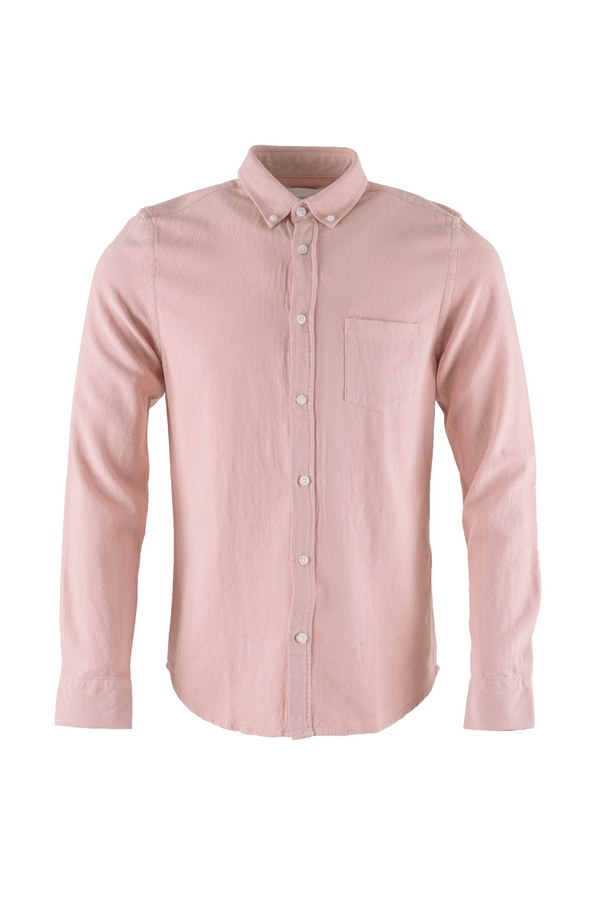 Lagos Shirt - Dusty Pink