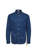 Landon - Perfect Shirt - Denim - Heavy blue