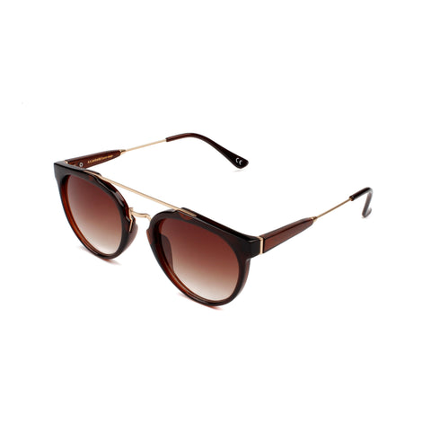 Posh Sunglasses - Brown
