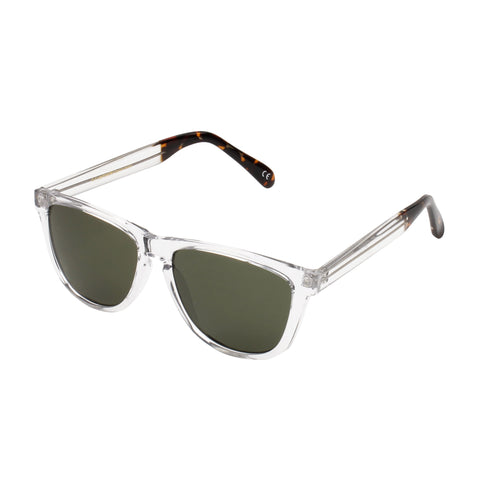 Mate Sunglasses - Crystal