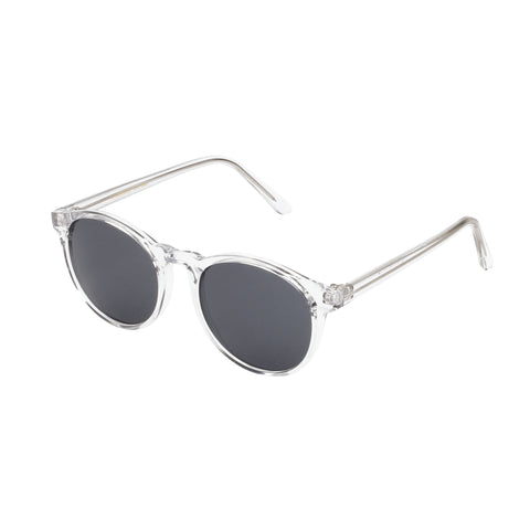 Marvin Sunglasses - Crystal