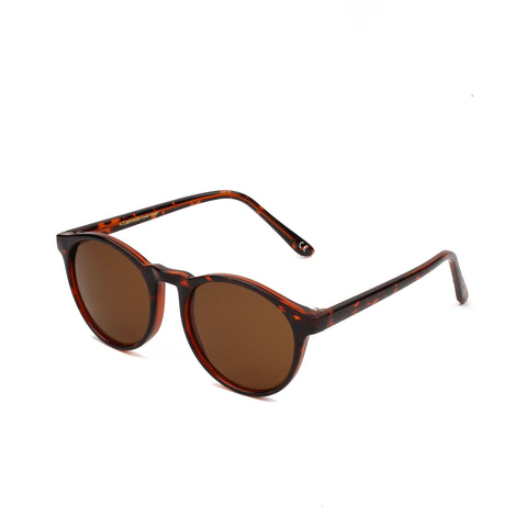 Marvin Sunglasses - Demi Tortoise