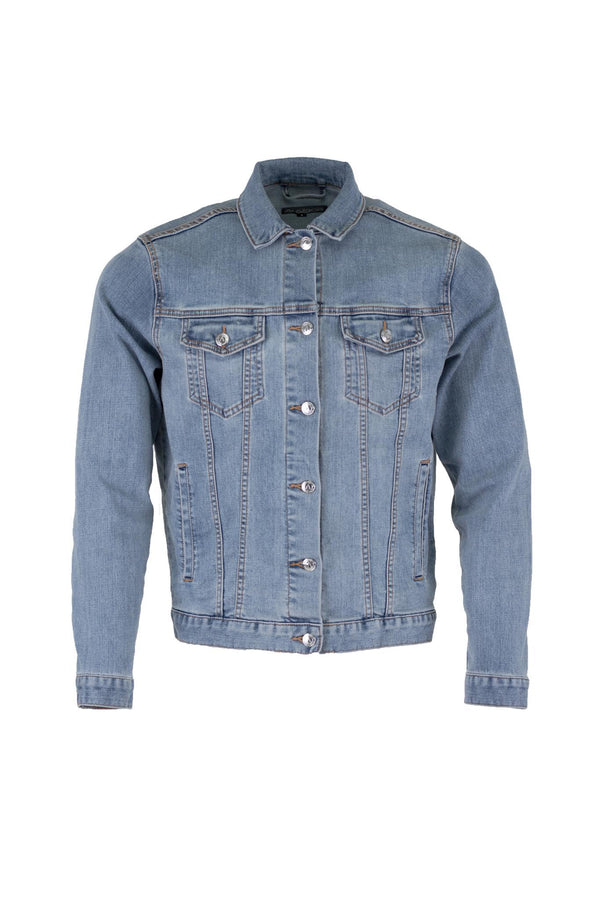 Montana - Denim Jacket - Indigo Blue