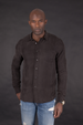 Mutebi Shirt – Dust Black