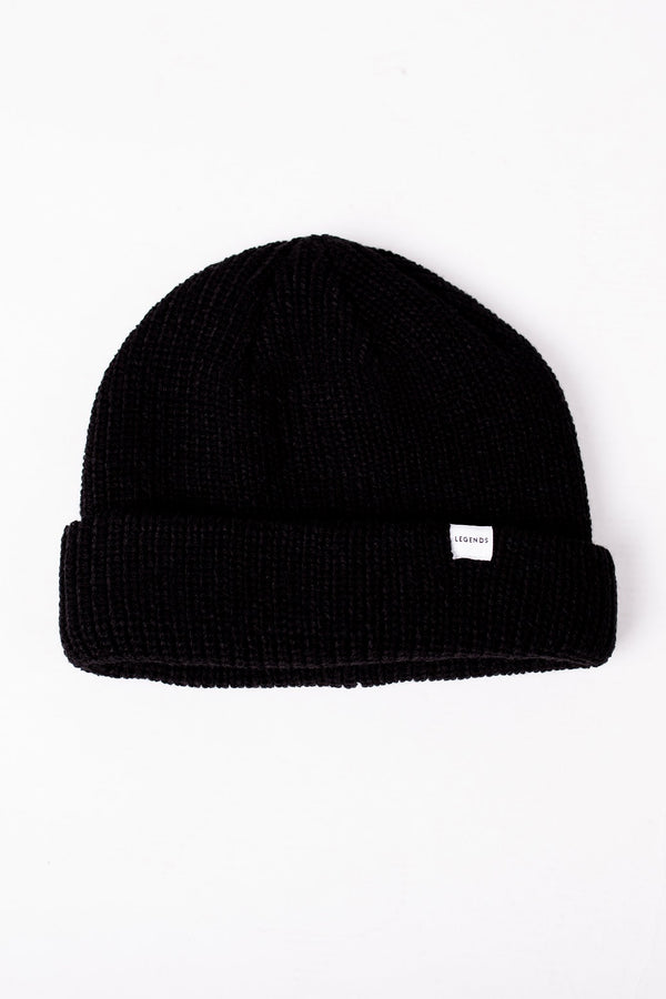 Northern Beanie - Black