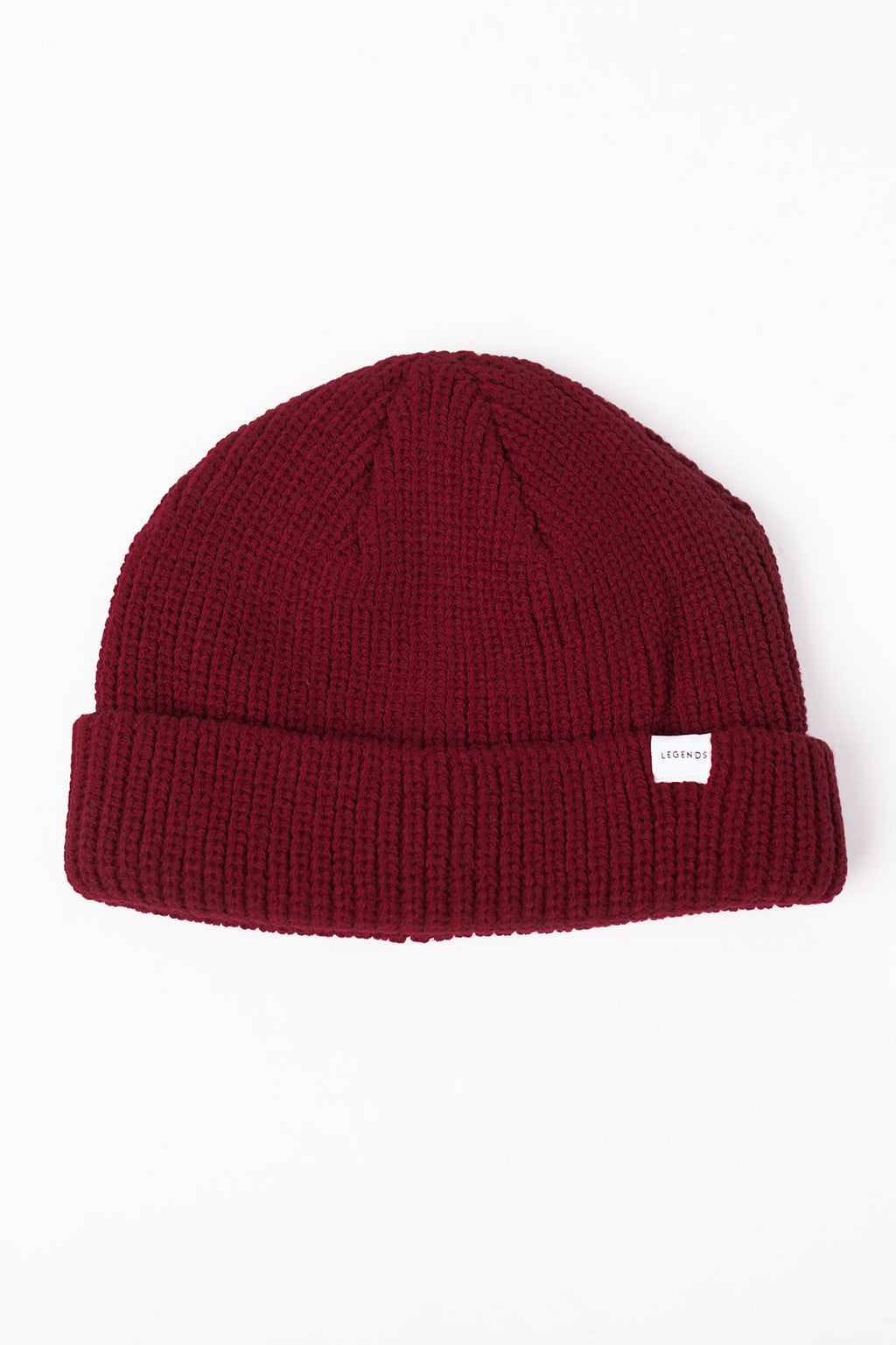 Northern Beanie - Red Wine