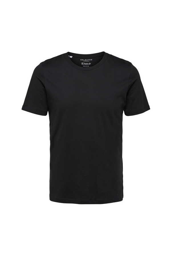 The Perfect Tee - O-Neck - Black