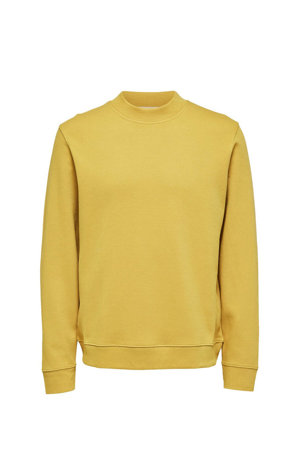 Roy Pique Crewneck - Honey