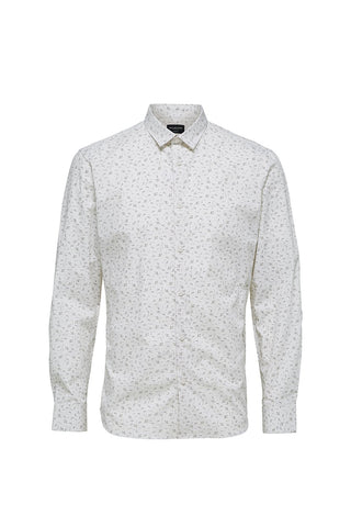 Rune Shirt - Bright White