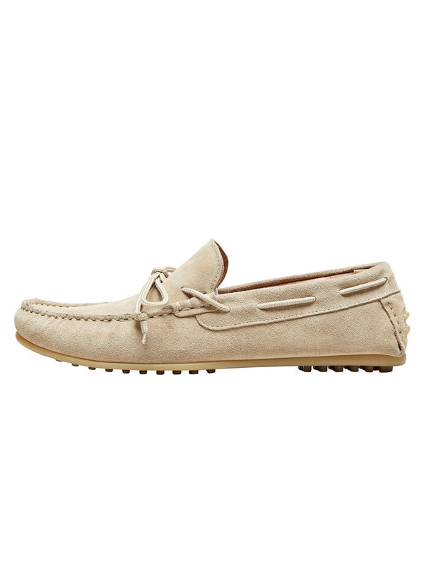 Sergio Drive Loafers - Cornstalk