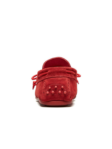 Sergio Drive Loafers - Scarlet Sage