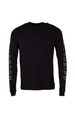Soft Reflect - Longsleeve Tee - Black