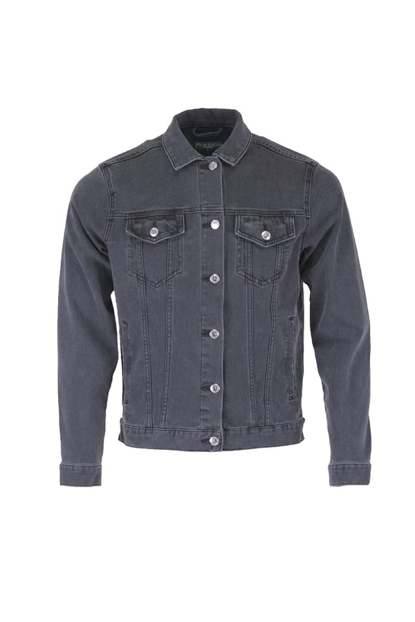 Sumatra - Denim Jacket - Grey