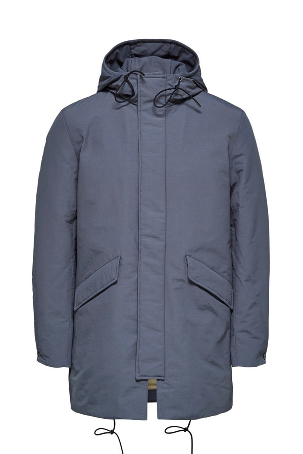 Turbulence - Parka Jacket - Grey