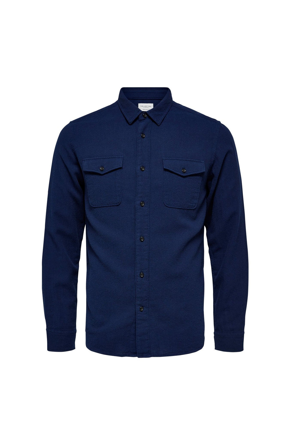 Worker Shirt - Night Sky Blue