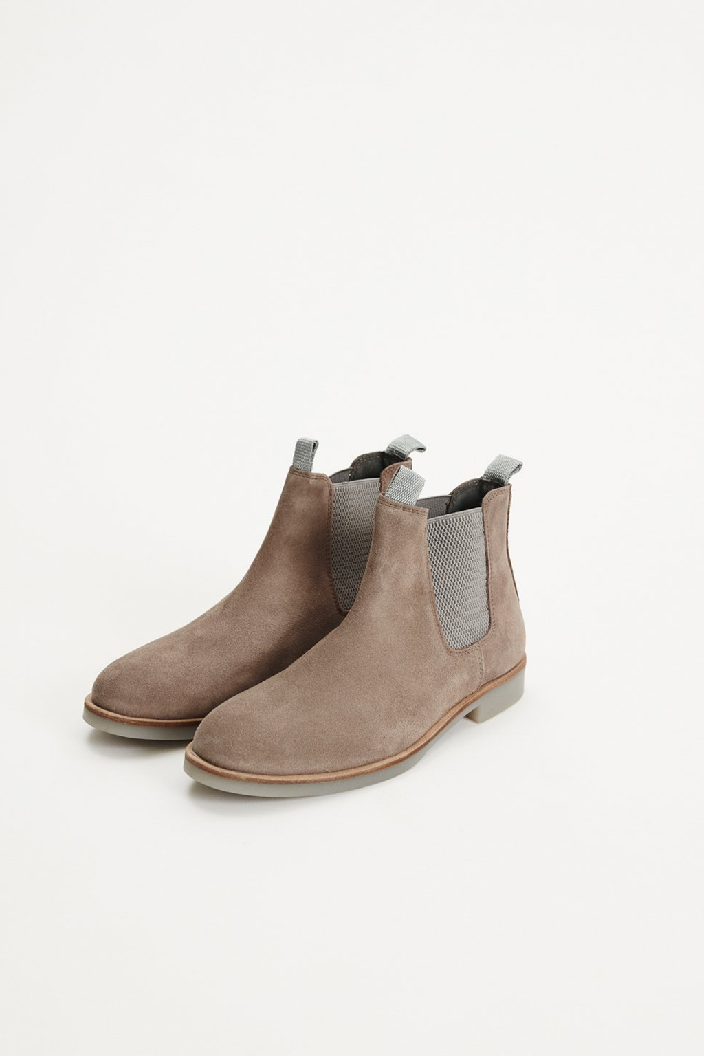 Chelsea Boots - Grey
