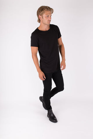 Louvel T-Shirt - Black