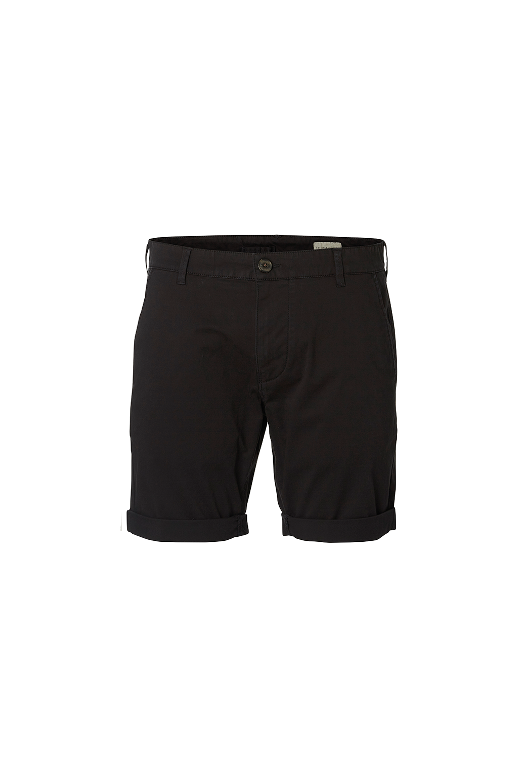 Paris Shorts - Straight - Black