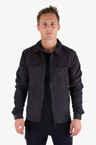 San Francisco Jacket - Black