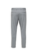Alex Structure Zip Pants - Grey