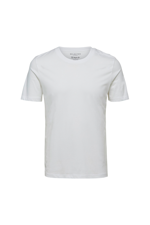 The Perfect Tee - O-Neck - Bright White