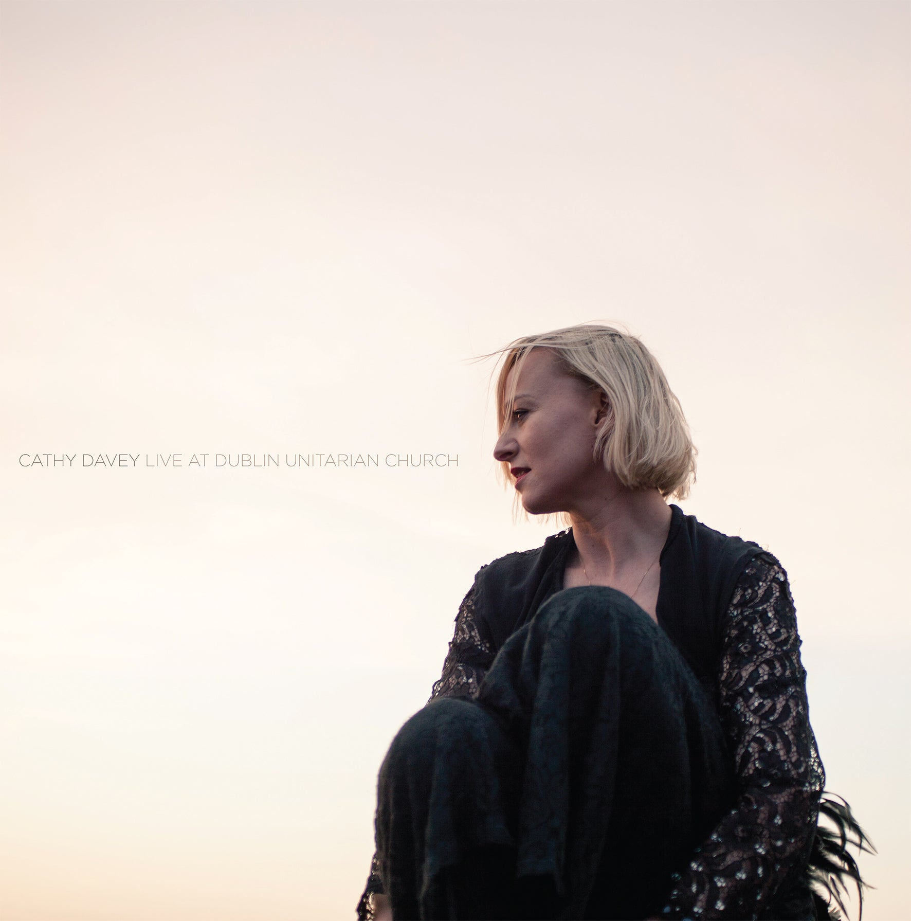 Cathy Davey 'Live At Dublin Unitarian Church' Vinyl