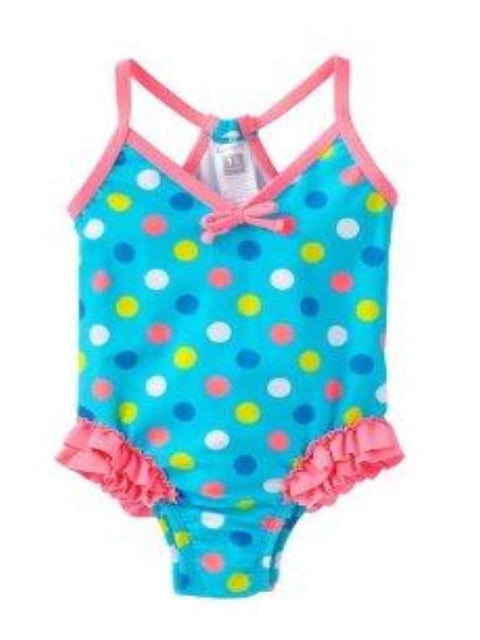 Carter's Baby Girl Polka Dot Swimsuit by Carters - My100Brands