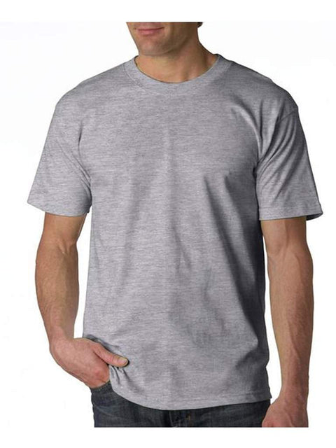 Men's Gray T-Shirt by My100Brands - My100Brands