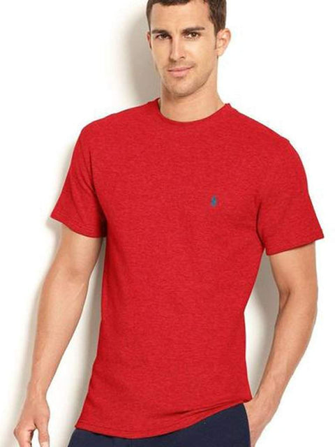 Ralph Lauren Polo Men's Thermal Crew Neck T-Shirt by Ralph Lauren - My100Brands