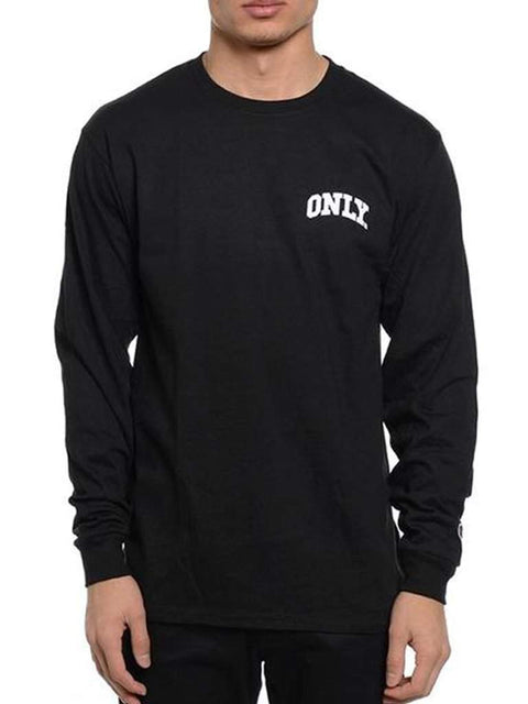 Only NY x Champion Varsity Mens Longsleeve by Champion - My100Brands