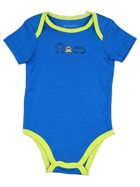 Baby Boys' Cars Bodysuit by My100Brands - My100Brands