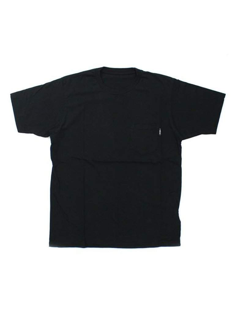 The Pool Aoyama Circle Logo Tee - Black by The Pool Aoyama - My100Brands