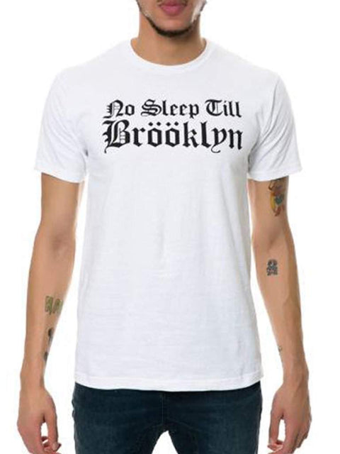 SSUR The No Sleep Till Brooklyn Tee by SSUR - My100Brands