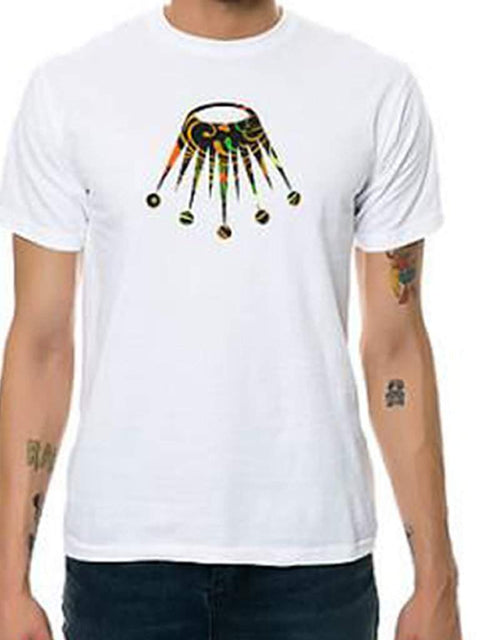 SSUR Khokhloma Lex Crown Men's Tee by SSUR - My100Brands