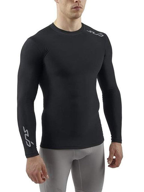 Sub Sports Cold Men's Thermal Compression Base Layer Long Sleeve Top by My100Brands - My100Brands