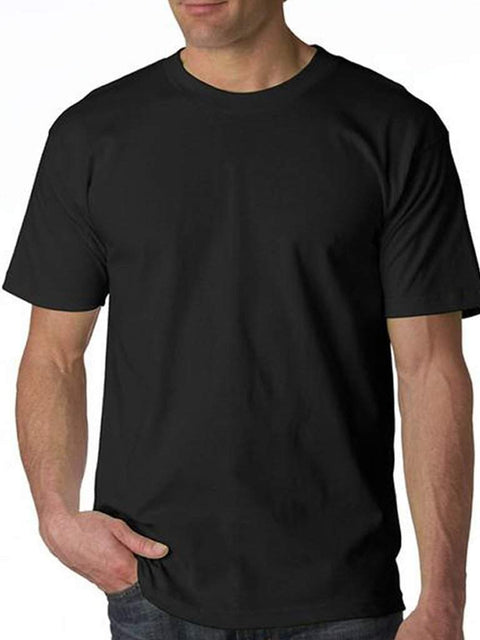 Men's Black T-Shirt by My100Brands - My100Brands