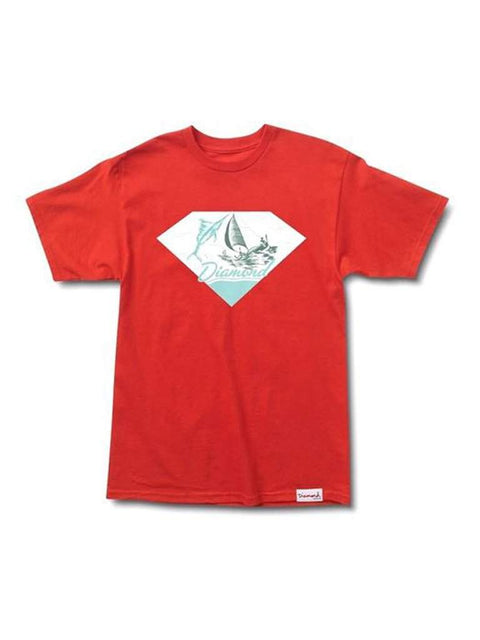 Diamond Supply Co. Marlins Tee by Diamond Supply - My100Brands
