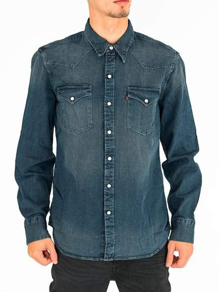 Levi's Men's Barstow Western Shirt by Levi's - My100Brands
