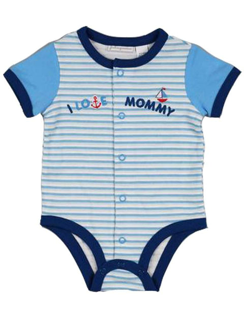 Baby Boys' I Love Mommy Bodysuit by My100Brands - My100Brands