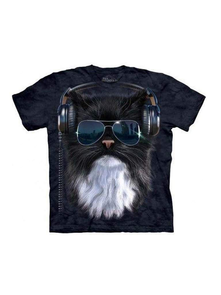 Cool Cat T-Shirt by The Mountain - My100Brands