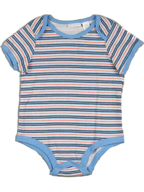Baby Boys' Short Sleeve Bodysuit by My100Brands - My100Brands