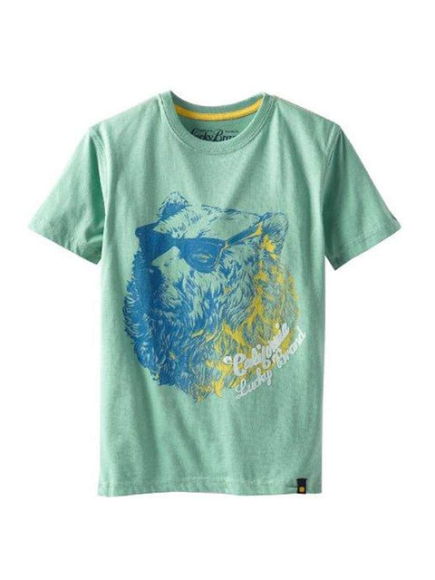 Lucky Brand Boys' Cali Cool Tee by Lucky Brand - My100Brands