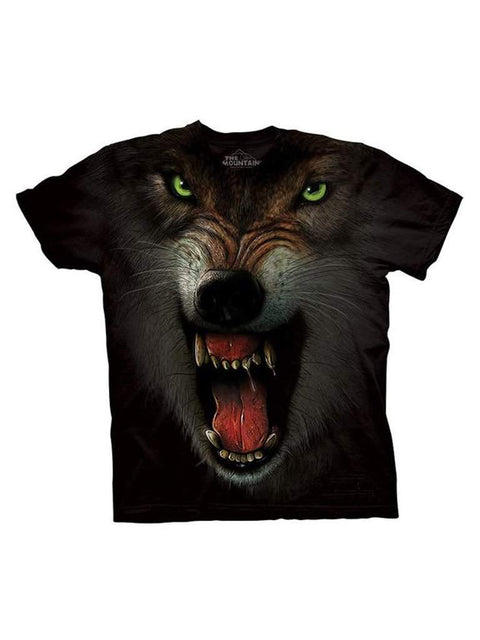 Grrrrrr T-Shirt by The Mountain - My100Brands