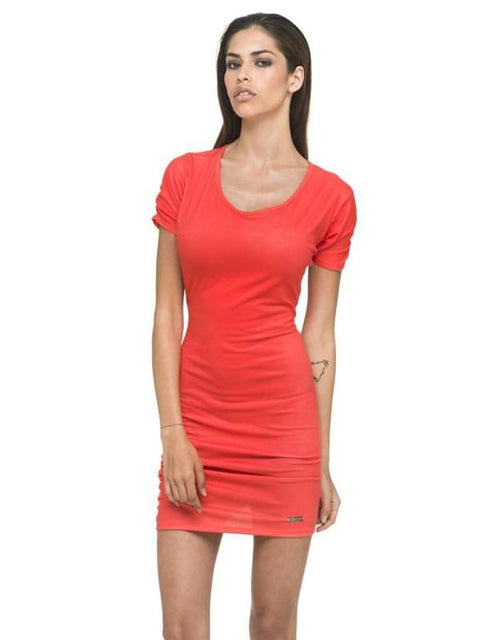 Vice 69 Fina Dress - Coral by Vice 69 - My100Brands