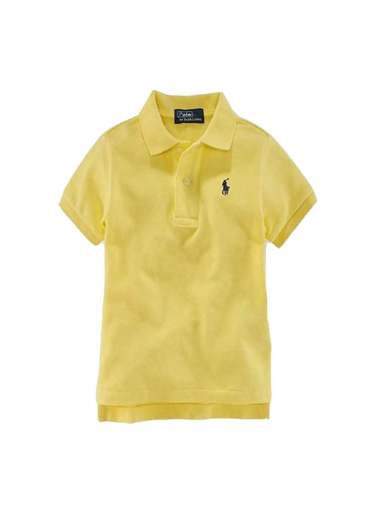 Ralph Lauren Boys' Mesh Classic Polo Shirt by Ralph Lauren - My100Brands