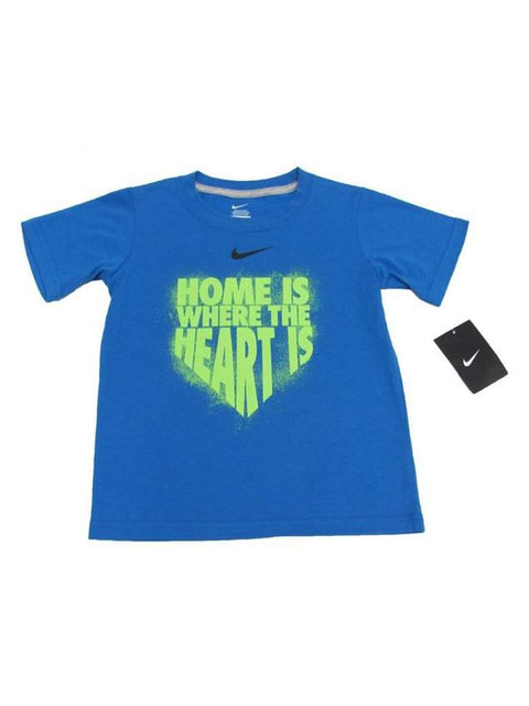 Nike Boys Home is Where the Heart Is Tee by Nike - My100Brands