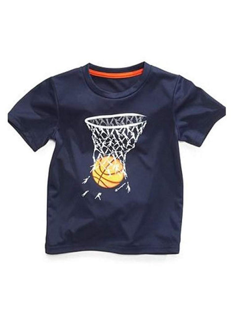 Champion Boys Jersey T-Shirt by Champion - My100Brands
